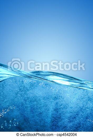 água azul - csp4542004