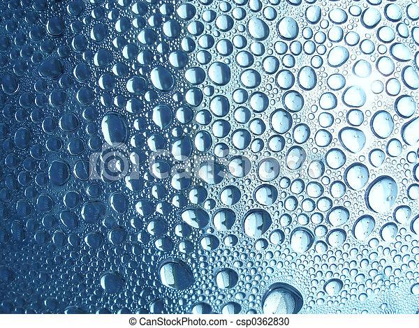 água azul - csp0362830