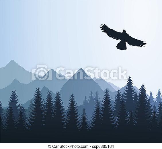 águia - csp6385184