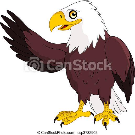 águila - csp3732908