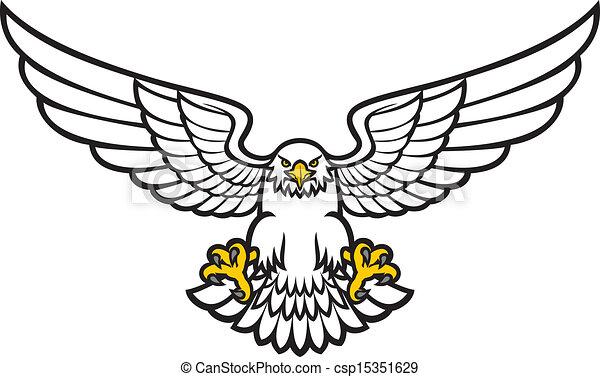 Águila - csp15351629