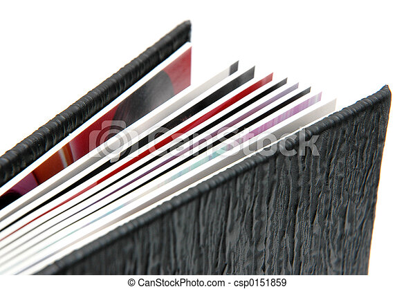 álbum de fotos negro 2 de 3 - csp0151859