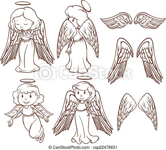 ángeles - csp22476631