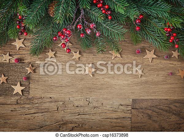 Árbol de Navidad - csp16373898