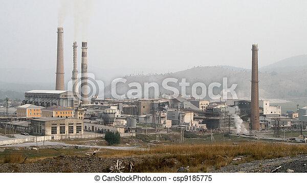 Zona industrial - csp9185775