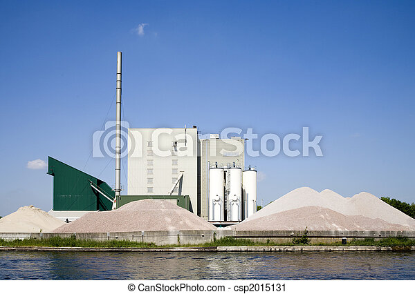 Zona industrial - csp2015131
