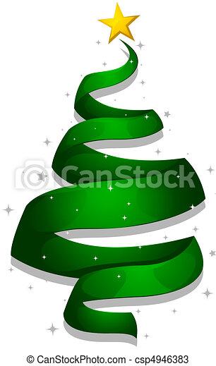Arvore Desenho Natal Semelhante Dado Forma Arvore Desenho