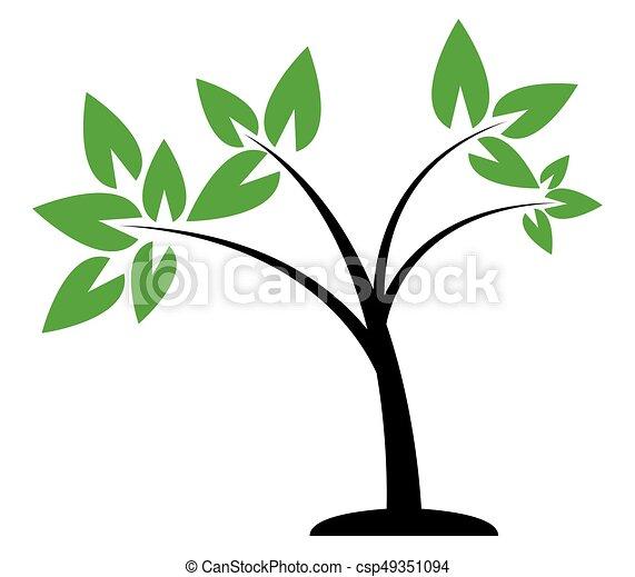 árvore - csp49351094