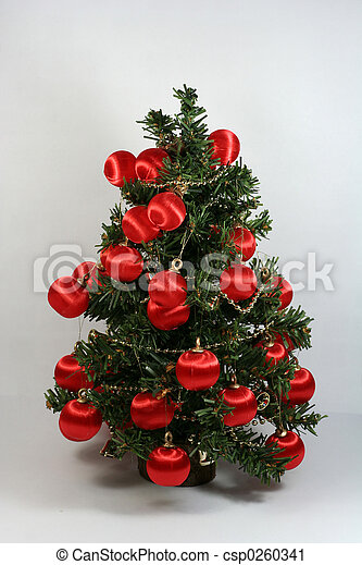 árvore, natal - csp0260341