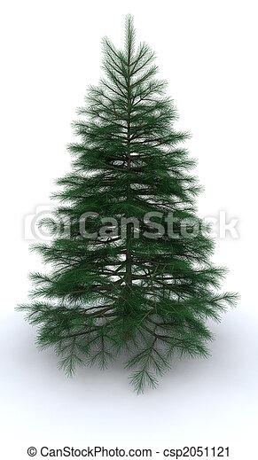 árvore, natal - csp2051121