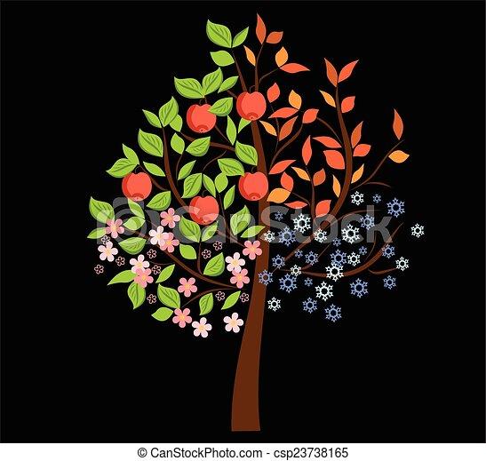 árvore - csp23738165