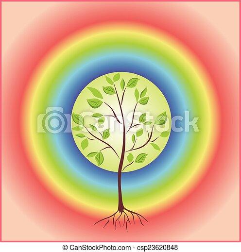 árvore - csp23620848
