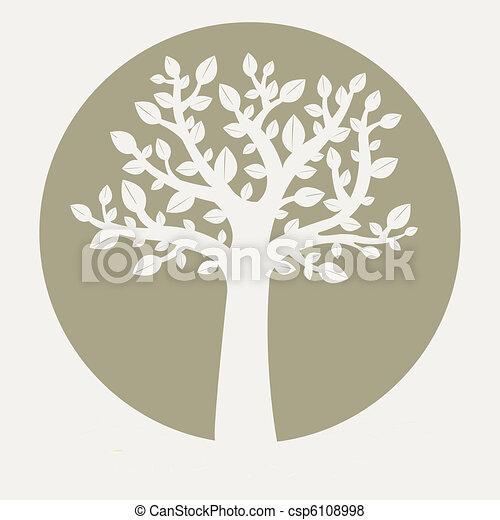 árvore - csp6108998