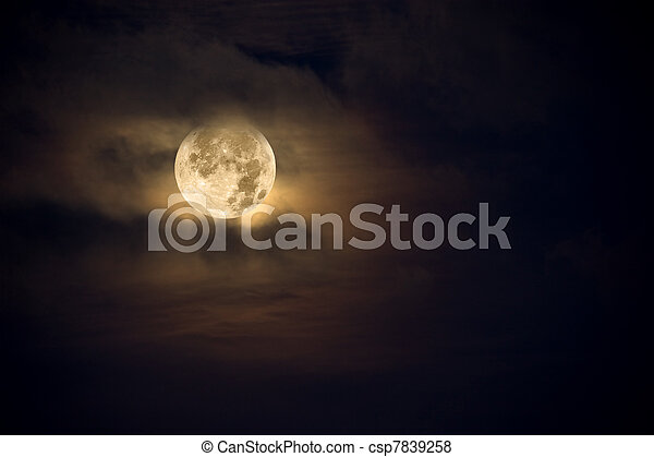 âmbar, lua - csp7839258