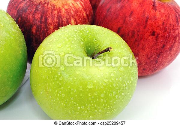 äpple - csp25209457