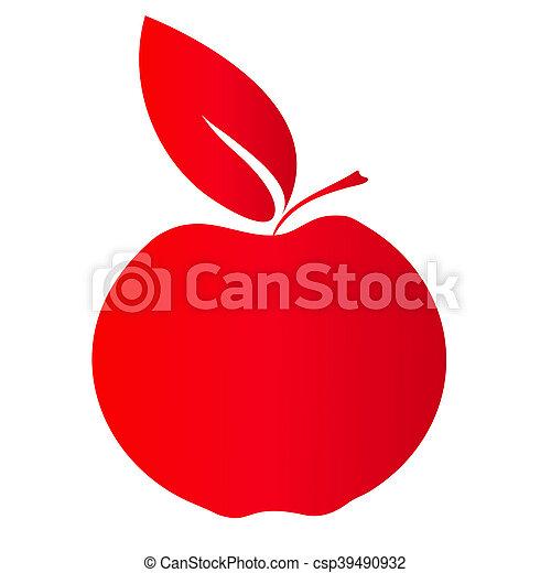 äpple - csp39490932