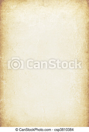 årgång, bakgrund, manuskript, grunge - csp3810384