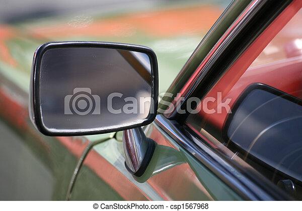 årgång bil - csp1567968