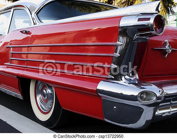 årgång bil - csp13722950