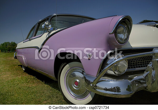 årgång bil - csp0721734