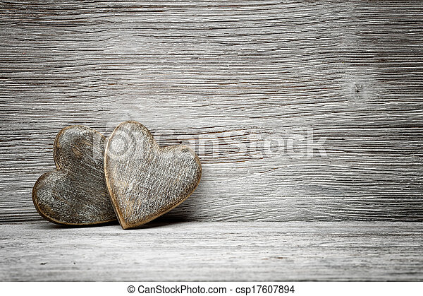årgång, heart. - csp17607894