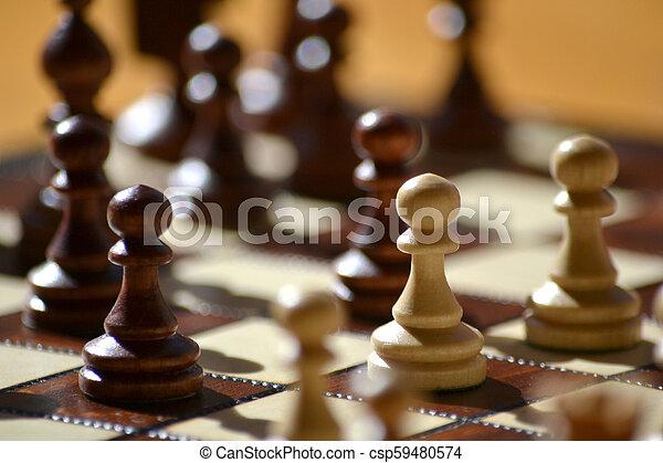 échecs - csp59480574