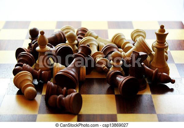 échecs - csp13869027