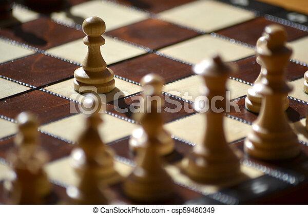 échecs - csp59480349