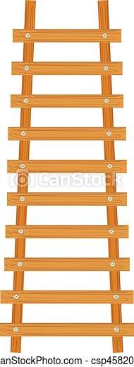 chelle bois dessin anim chelle bois blanc isol fond vecteur eps rechercher des clip. Black Bedroom Furniture Sets. Home Design Ideas