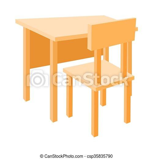 table d cole dessin. Black Bedroom Furniture Sets. Home Design Ideas