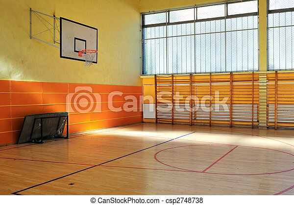 école, gymnase - csp2748738
