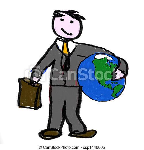 écologique, business - csp1448605