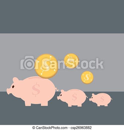 économies - csp26963882