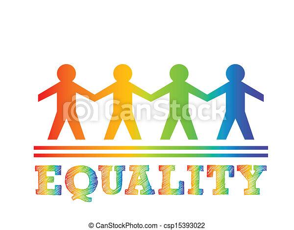 égalité - csp15393022