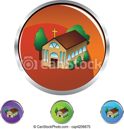 église - csp4206675