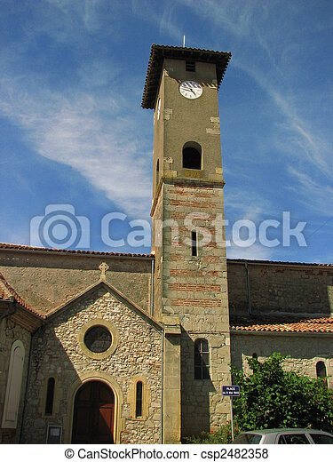 glise porte penne agennais rue village quercy france images rechercher. Black Bedroom Furniture Sets. Home Design Ideas