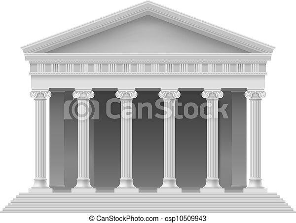 élément architectural - csp10509943