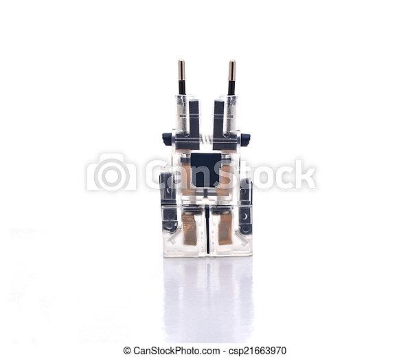 électrique, extension - csp21663970
