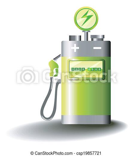 électrique, mobilité - csp19857721