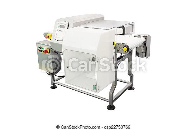 élelmiszer, felszerelés, csomagolás, iparág - csp22750769