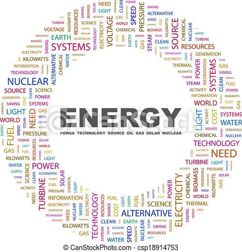 énergie - csp18914753