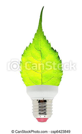 énergie, concept - csp6423849