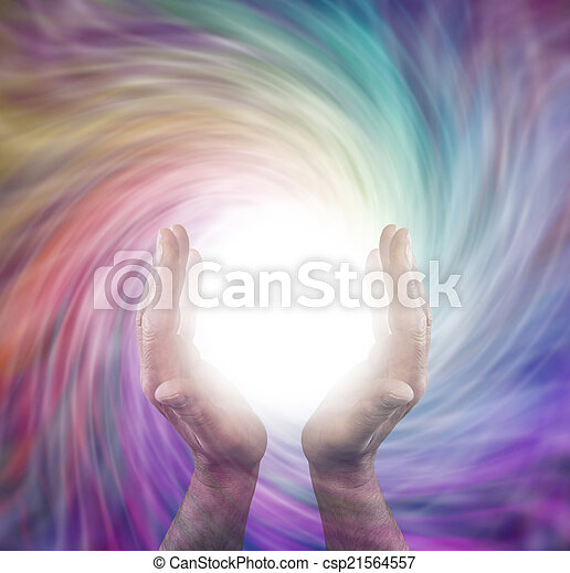 énergie, divin - csp21564557