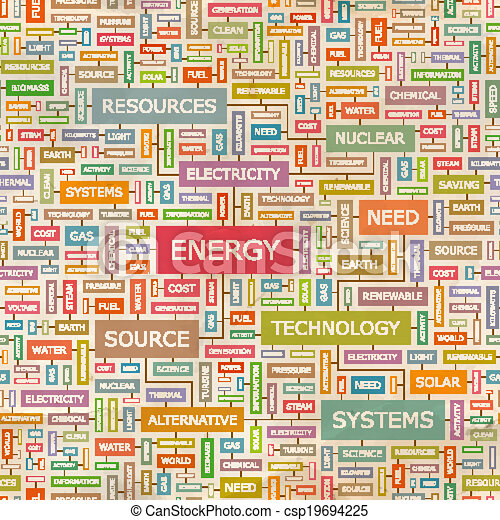 énergie - csp19694225