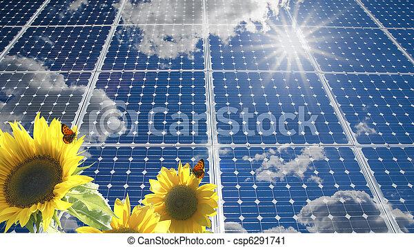 énergie - csp6291741