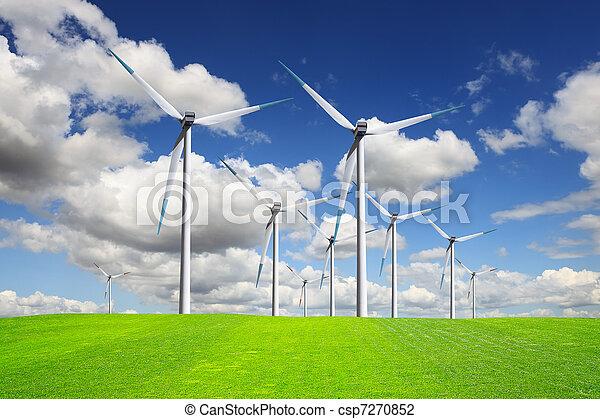 énergie - csp7270852