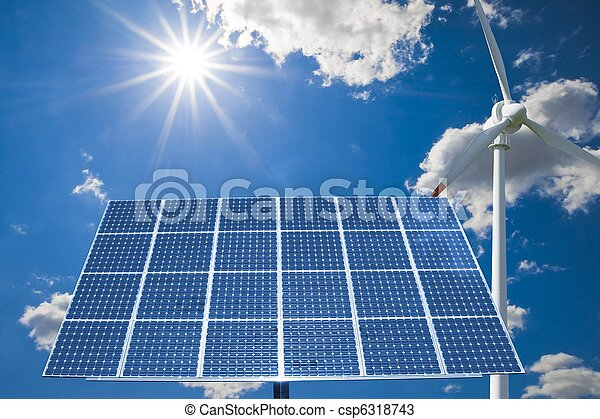 énergie - csp6318743