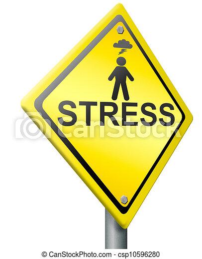 Stress - csp10596280