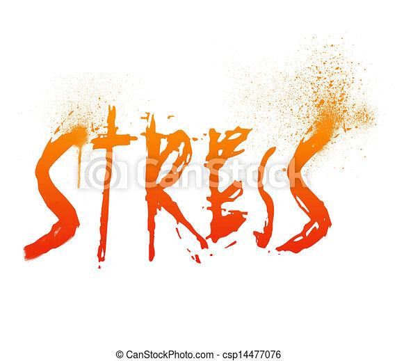 Stress - csp14477076