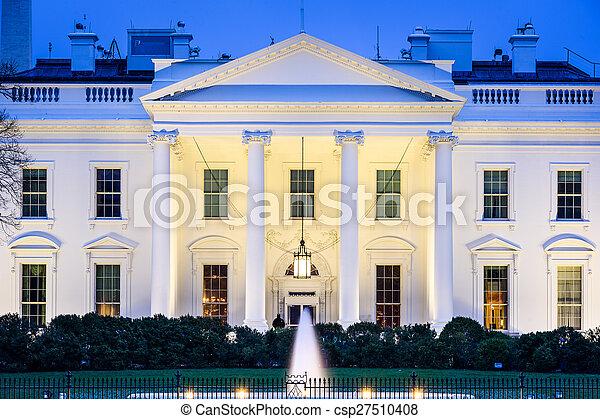 épület, fehér - csp27510408